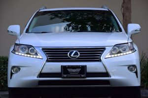 2014 Lexus RX 350 F Sport Carfax 1-Owner  Ultra White  We are not responsible for typographica