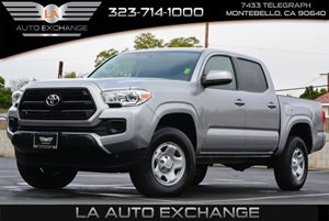 2016 Toyota Tacoma SR5 Carfax 1-Owner  Magnetic Gray Metallic  We are not responsible for typo