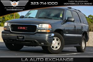 2002 GMC Yukon SLT Carfax 1-Owner - No AccidentsDamage Reported  Storm Gray Metallic  We are