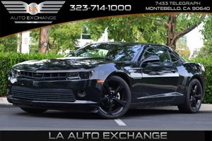 2014 Chevrolet Camaro LT Carfax 1-Owner - No AccidentsDamage Reported Audio  Premium Sound Syst