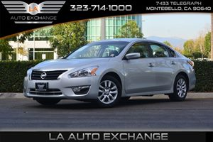 2015 Nissan Altima 25 S Carfax 1-Owner  Brilliant Silver  We are not responsible for typograp