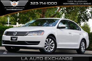 2015 Volkswagen Passat 18T Wolfsburg Ed Carfax 1-Owner  Candy White  We are not responsible f