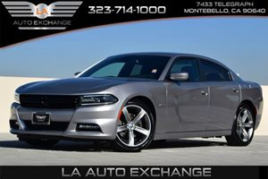 2015 Dodge Charger RT Carfax 1-Owner  Billet Silver Metallic Clearcoat  We are not responsible