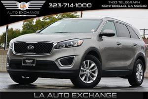 2016 Kia Sorento LX Carfax 1-Owner  Gray  We are not responsible for typographical errors All