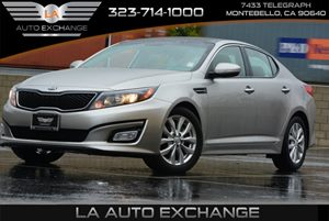2014 Kia Optima EX Carfax 1-Owner - No AccidentsDamage Reported  Bright Silver  We are not re