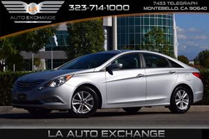 2013 Hyundai Sonata GLS Carfax 1-Owner - No AccidentsDamage Reported  Iridescent Silver Blue P