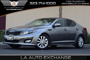 2015 Kia Optima EX Carfax 1-Owner 288 Axle Ratio Air Conditioning  Multi-Zone AC Convenience