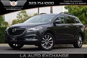 2015 Mazda CX-9 Grand Touring Carfax 1-Owner - No AccidentsDamage Reported  Meteor Gray Mica