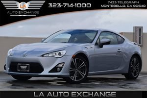 2015 Scion FR-S  Carfax 1-Owner - No AccidentsDamage Reported  Gray  We are not responsible f