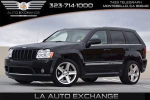 2007 Jeep Grand Cherokee SRT-8 Carfax 1-Owner - No AccidentsDamage Reported 160-Amp Alternator