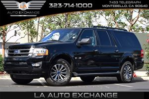 2016 Ford Expedition EL XLT Carfax Report 250 Amp Alternator 331 Axle Ratio Convenience  Adju