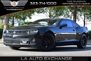 2015 Chevrolet Camaro LS Carfax 1-Owner  Black  We are not responsible for typographical error