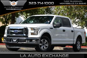 2016 Ford F-150 XLT Carfax 1-Owner - No AccidentsDamage Reported  Oxford White  We are not re