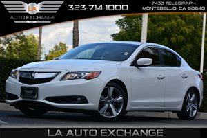 2013 Acura ILX Tech Pkg Carfax 1-Owner - No AccidentsDamage Reported Advanced Compatibility Engi