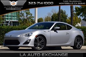 2013 Scion FR-S  Carfax 1-Owner - No AccidentsDamage Reported Convenience  Adjustable Steering
