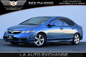 2011 Honda Civic Sdn LX-S Carfax Report - No AccidentsDamage Reported Advanced Compatibility Eng