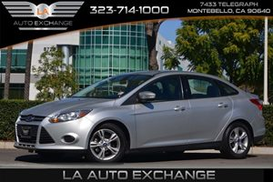 2014 Ford Focus SE Carfax 1-Owner  Ingot Silver Metallic -9999 14911 Per Month -ON APPRO