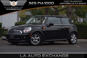 2013 MINI Cooper Hardtop  Carfax 1-Owner - No AccidentsDamage Reported  Midnight Black Metalli