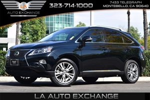 2013 Lexus RX 350  Carfax 1-Owner 4-Wheel Anti-Lock Braking System Abs -Inc Brake Assist Chil