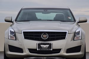 2014 Cadillac ATS  Carfax 1-Owner Audio  Premium Sound System Child Seat Restraint System Conv