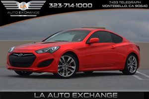 2013 Hyundai Genesis Coupe 20T Carfax Report - No AccidentsDamage Reported  Tsukuba Red  We