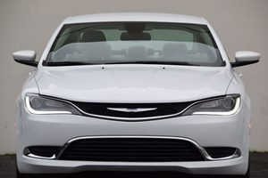 2015 Chrysler 200 Limited Carfax 1-Owner - No AccidentsDamage Reported 160 Amp Alternator 373