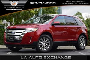 2014 Ford Edge SEL Carfax 1-Owner - No AccidentsDamage Reported 150 Amp Alternator 316 Axle Ra