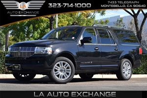 2013 Lincoln Navigator L  Carfax 1-Owner - No AccidentsDamage Reported Convenience  Automatic H