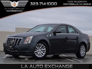 2012 Cadillac CTS Sedan Luxury Carfax Report - No AccidentsDamage Reported  Thunder Gray Chrom