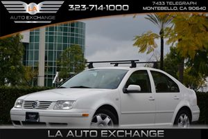 2001 Volkswagen Jetta GLX Carfax Report  Candy White 6792 Per Month -ON APPROVED CREDIT--