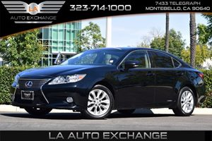 2014 Lexus ES 300h Hybrid Carfax 1-Owner - No AccidentsDamage Reported 354 Axle Ratio Airbag O