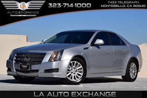 2010 Cadillac CTS Sedan  Carfax Report - No AccidentsDamage Reported Audio  Premium Sound Syste