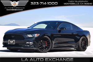 2016 Ford Mustang V6 Carfax 1-Owner - No AccidentsDamage Reported 315 Axle Ratio Convenience