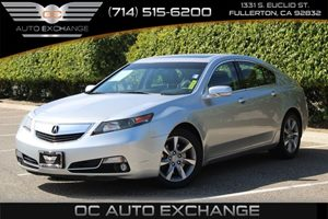 2013 Acura TL  Carfax 1-Owner  Silver Moon          21854 Per Month - On Approved Credit