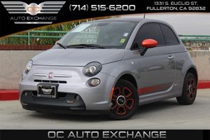 2015 FIAT 500e  Carfax 1-Owner - No AccidentsDamage Reported  Gray  We are not responsible fo