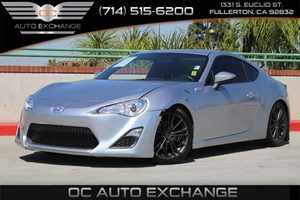 2016 Scion FR-S  Carfax 1-Owner - No AccidentsDamage Reported  Gray          26401 Per Mont