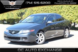 2005 Acura TSX  Carfax Report - No AccidentsDamage Reported  Carbon Gray Pearl -          1