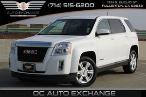 2014 GMC Terrain SLE Carfax 1-Owner - No AccidentsDamage Reported  Summit White          205