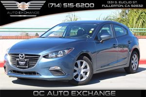 2014 Mazda Mazda3 i Sport Carfax 1-Owner - No AccidentsDamage Reported  Blue Reflex Mica