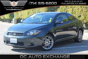 2010 Scion tC  Carfax 1-Owner - No AccidentsDamage Reported  Gray  We are not responsible for