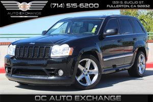 2007 Jeep Grand Cherokee SRT-8 Carfax Report  Black          277 Per Month - On Approved Cred