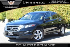 2011 Honda Accord Crosstour EX Carfax Report - No AccidentsDamage Reported  Crystal Black Pear