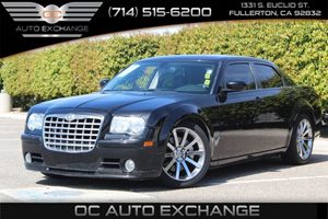 2006 Chrysler 300 C SRT8 Carfax Report - No AccidentsDamage Reported  Brilliant Black Crystal
