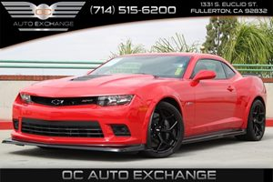 2015 Chevrolet Camaro Z28 Carfax 1-Owner - No AccidentsDamage Reported  Red Hot          52