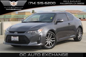 2014 Scion tC  Carfax 1-Owner  Magnetic Gray Metallic       16658 Per Month - On Approved Cr