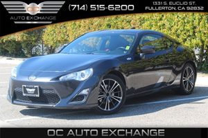 2016 Scion FR-S  Carfax 1-Owner - No AccidentsDamage Reported  Gray          25752 Per Mont