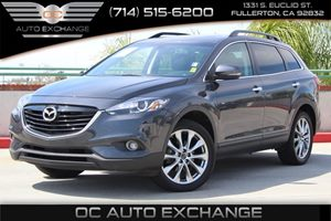 2014 Mazda CX-9 Grand Touring Carfax 1-Owner  Meteor Gray Mica -          24453 Per Month -