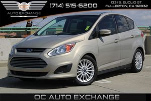 2015 Ford C-Max Hybrid SE Carfax 1-Owner  Tectonic          16658 Per Month - On Approved Cr