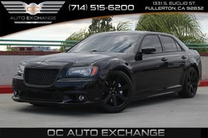 2012 Chrysler 300 SRT8 Carfax Report - No AccidentsDamage Reported  Gloss Black          366