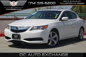 2014 Acura ILX  Carfax 1-Owner  Bellanova White Pearl 19906 Per Month - On Approved Credit